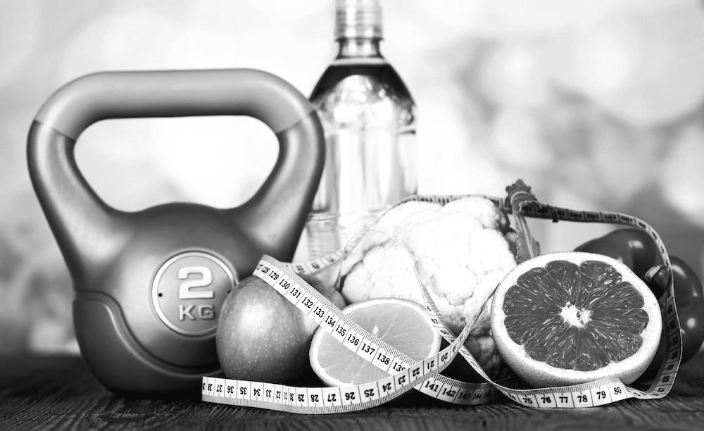 Vægttabsforløb